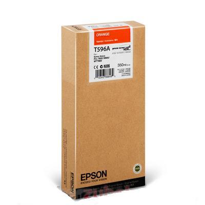 Mực in Epson T596A00 Orange Ink Cartridge (T596A00)