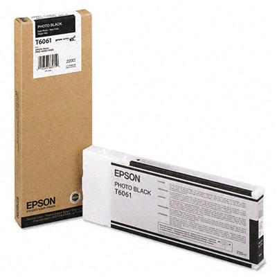 Mực in Epson T6061 Photo Black Ink Cartridge