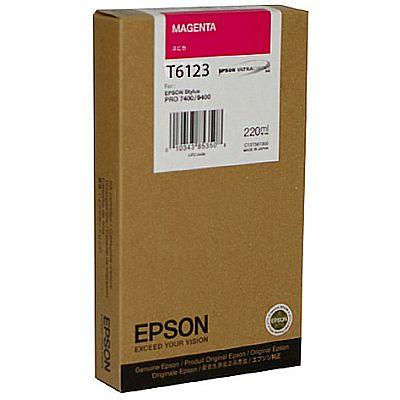 Mực in Epson T612300 Magenta Ink Cartridge