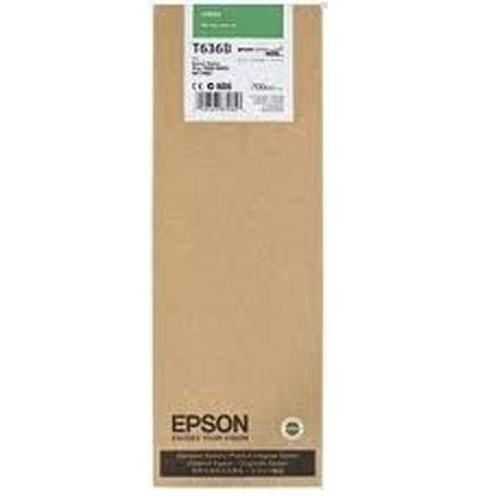 Mực in Epson T636B Green ink cartridge (C13T636B00)
