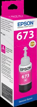 Mực in Epson T673300 Magenta Ink Cartridge (T673300)