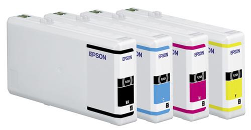 Mực in Epson T678400 Yellow Ink Cartridge (T678400)