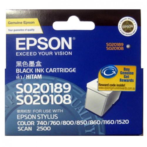 Mực in Mực đen Epson T051190