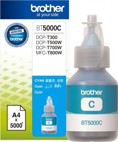 MỰC IN PHUN BROTHER BT5000C