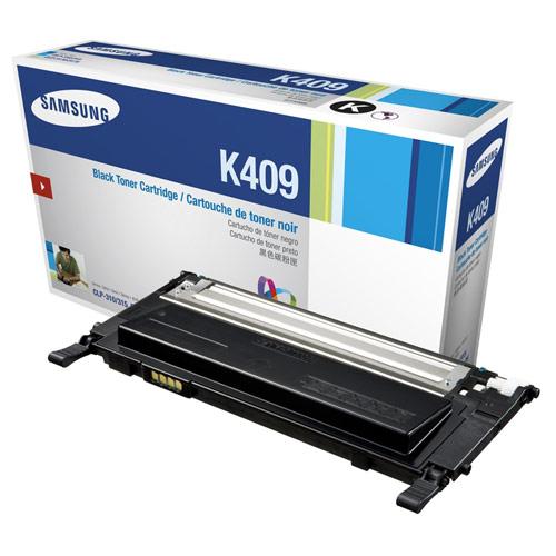 Mực in Samsung CLT K409S Black Toner Cartridge