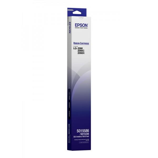 Ribbon Epson S015586 Black Ribbon Cartridge (2090 chính hãng)