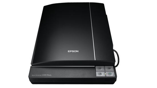 Scan Epson Perfection V370 Photo Scanner
