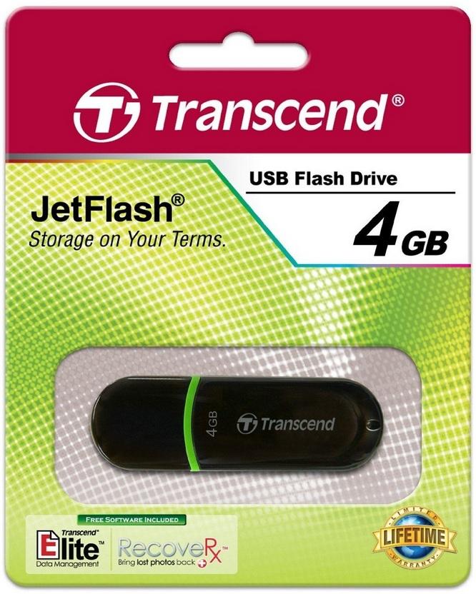 USB 4GB Transcend JetFlash 300 (TS4GJF300)